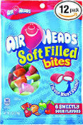 AirHeads Soft Filled Bites, 12 CT - 6 OZ