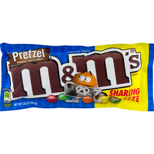 M&M's Pretzel Sharing Size, 24 CT - 2.83 OZ