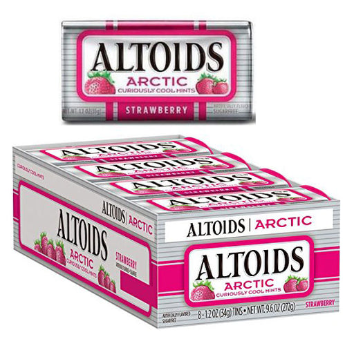 Altoids Artic Strawberry, 8 - BOX