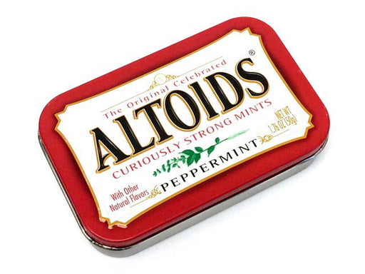 Altoids Peppermint, 12 - BOX