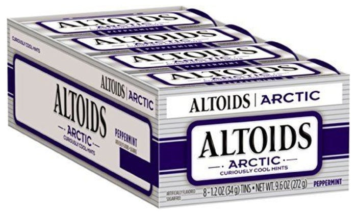 Altoids Artic Peppermit, 8 - BOX