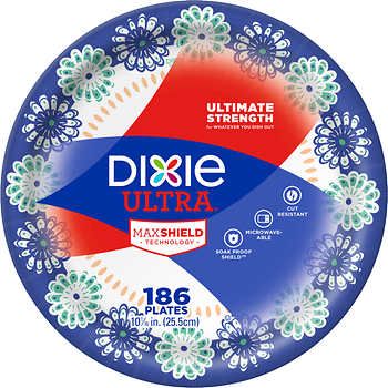 10 1/16 Dixie Ultra Plate 186CT
