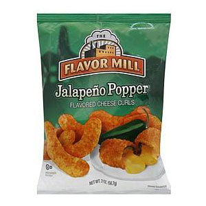 $1.09 Jalapeno Poppers Flavor Mill, 12 - 2 OZ