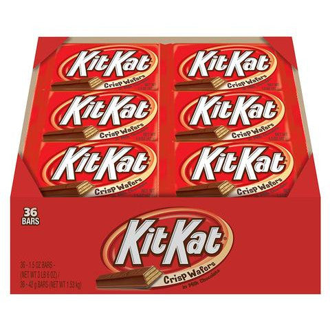 Kit Kat, 36 CT - 1.5 OZ