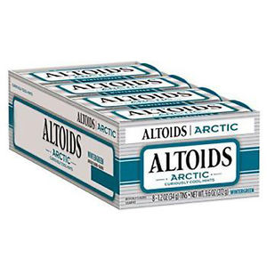 Altoids Artic Wintergreen, 8 - BOX