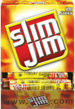 Slim Jim Original Smoked Snack Stick, 1 CT - 120 PK