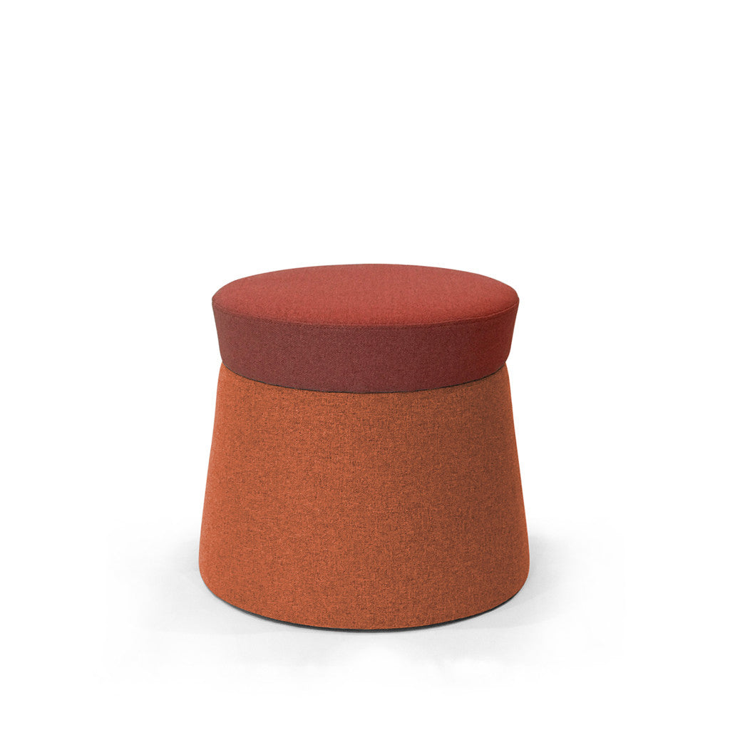 Mov Pouffe - Ruby/Sunset