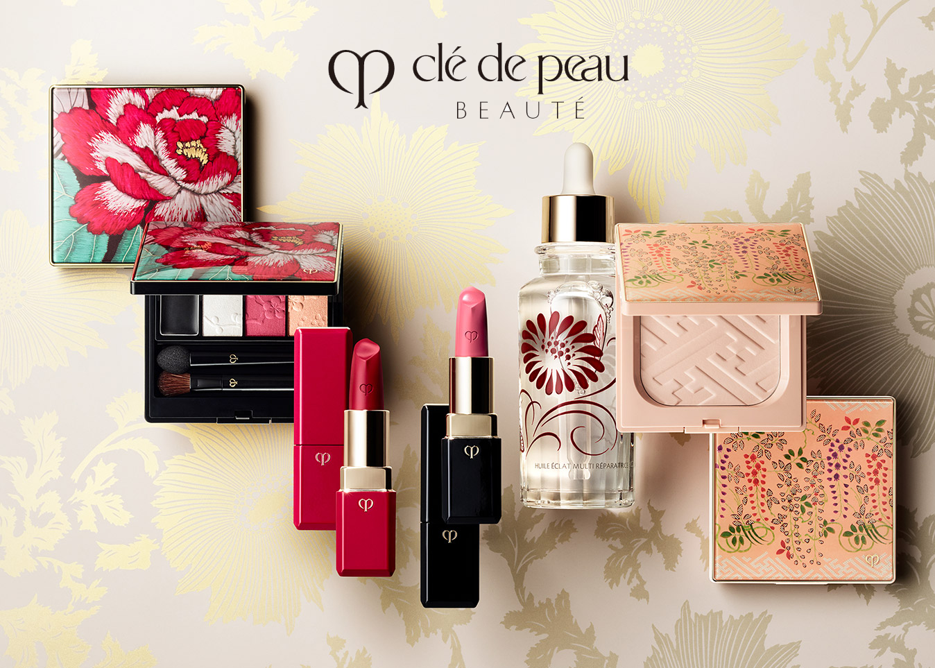 Clé de Peau Beauté Holiday Collection