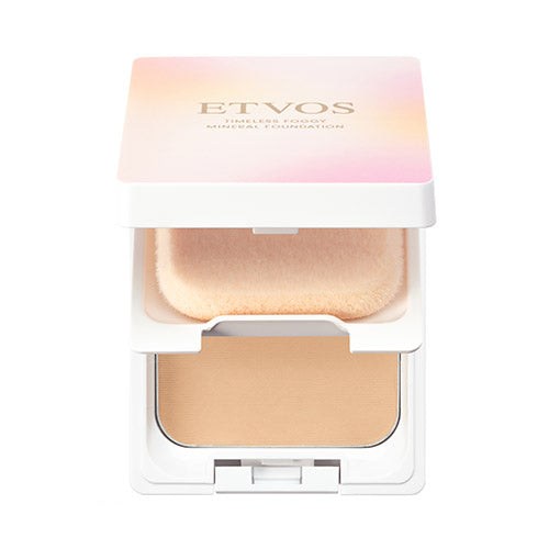 ETVOS Timeless Foggy Mineral Foundation LIMITED EDITION