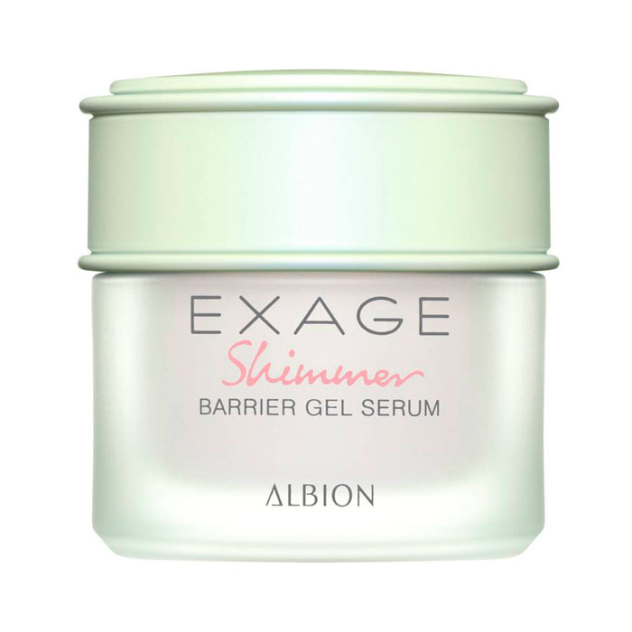 ALBION Exage Shimmer Barrier Gel Serum