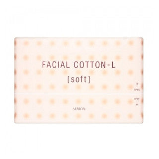 ALBION Facial Cotton L [Soft]