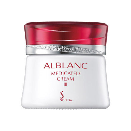 SOFINA ALBLANC Medicated Cream
