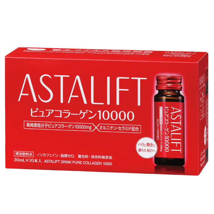 ASTALIFT Drink Pure Collagen 10000