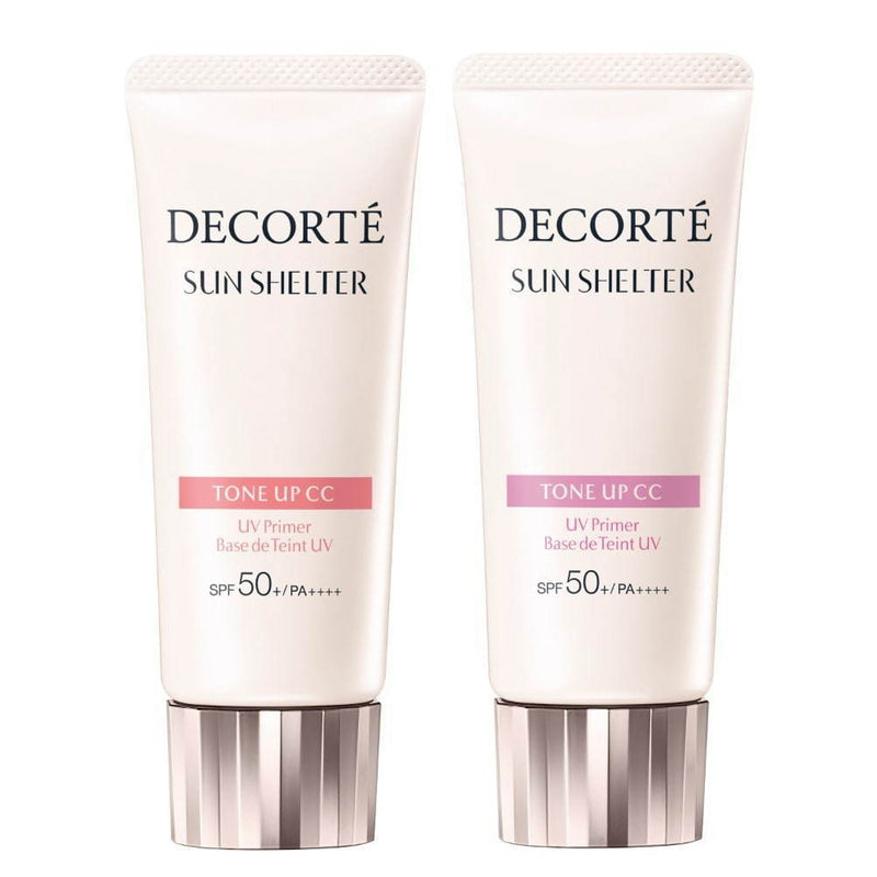 Cosme Decorte Sun Shelter Tone Up CC
