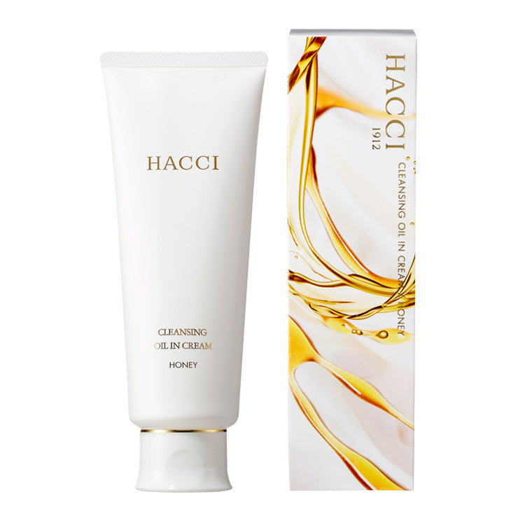 HACCI Cleansing Oil in Cream