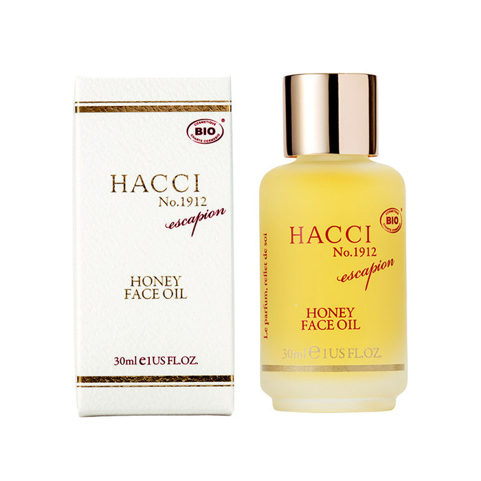 HACCI Honey Face Oil escapion