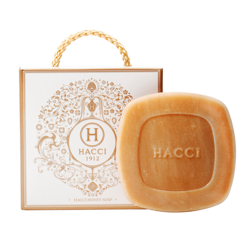 HACCI Honey Beauty Soap 80g