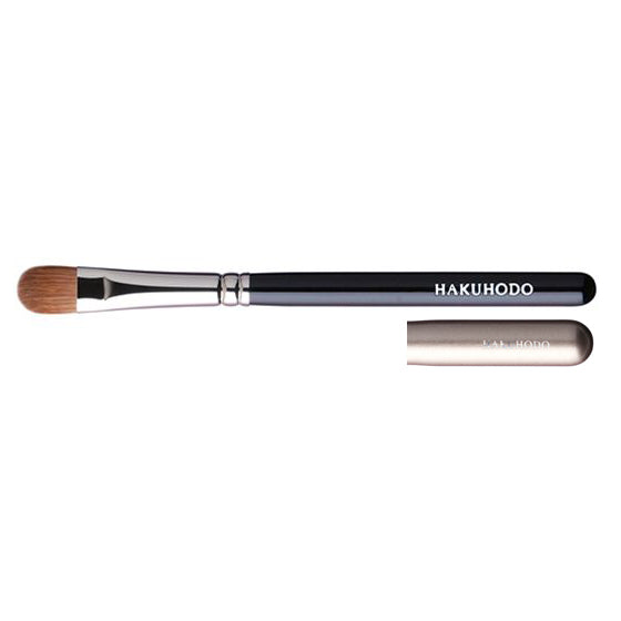 Hakuhodo B126 Eye Shadow Brush Round & Angled