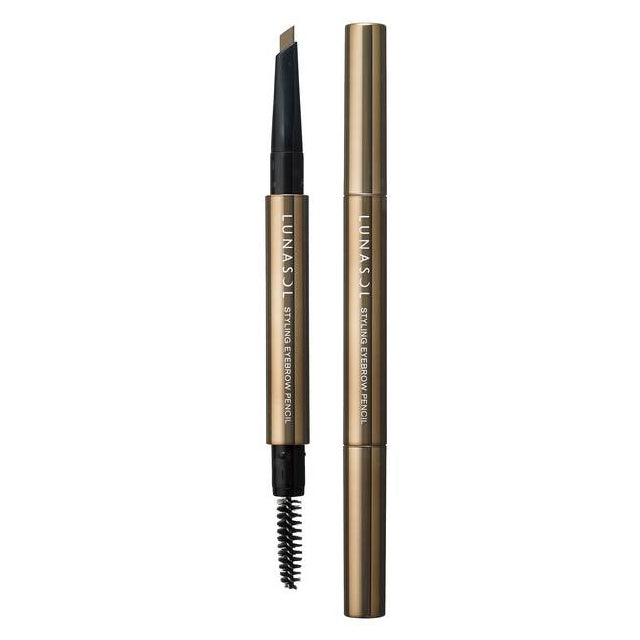 LUNASOL Styling Eyebrow Pencil Flat
