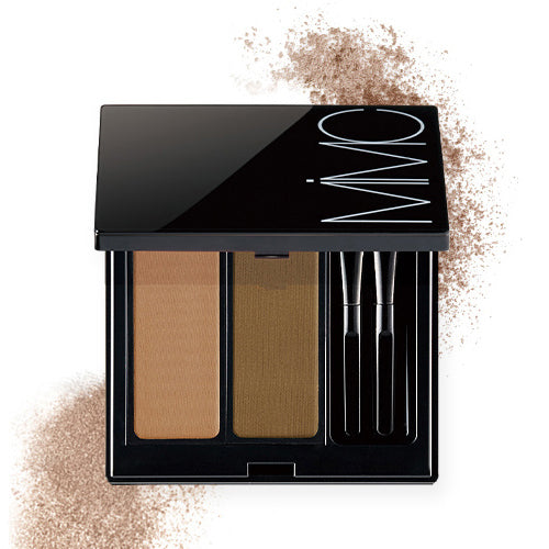 MiMC Mineral Pressed Eyebrow Duo