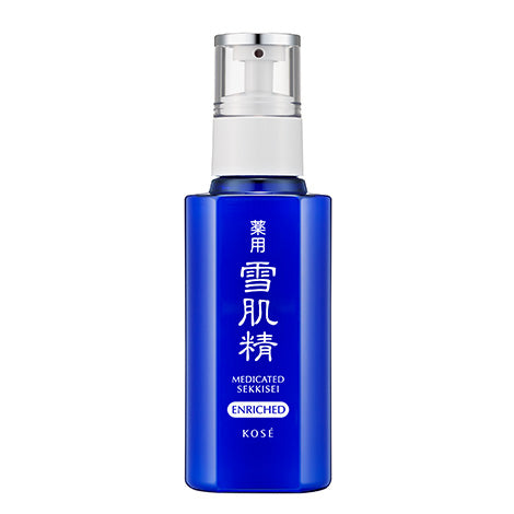 KOSE Medicated Sekkisei Emulsion Enriched