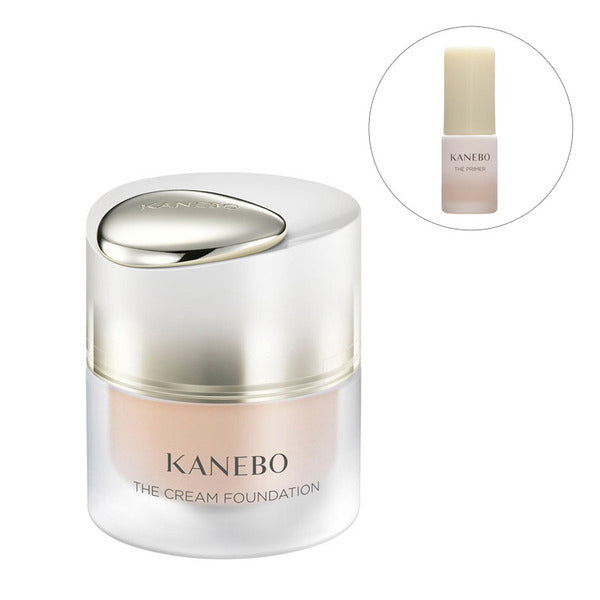 KANEBO THE EXCEPTIONAL The Cream Foundation Limited Edition