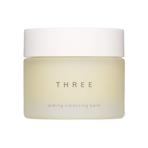 THREE Aiming Cleansing Balm