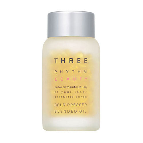 THREE Rhythm Beauty Cold Pressed Blended Oil