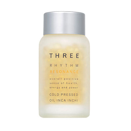 THREE Rhythm Resonance Cold Pressed Oil Inca Inchi