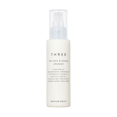 THREE Hair Care & Styling Emulsion