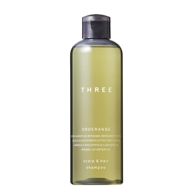 THREE Scalp & Hair Orderange Shampoo R