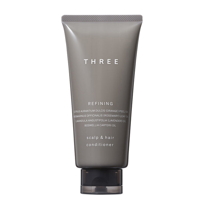 THREE Scalp & Hair Refining Conditioner R