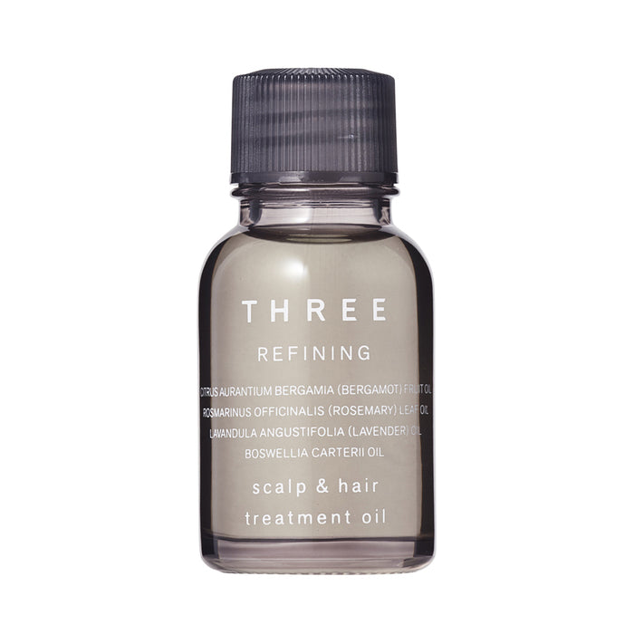 THREE Scalp & Hair Refining Treatment Oil R