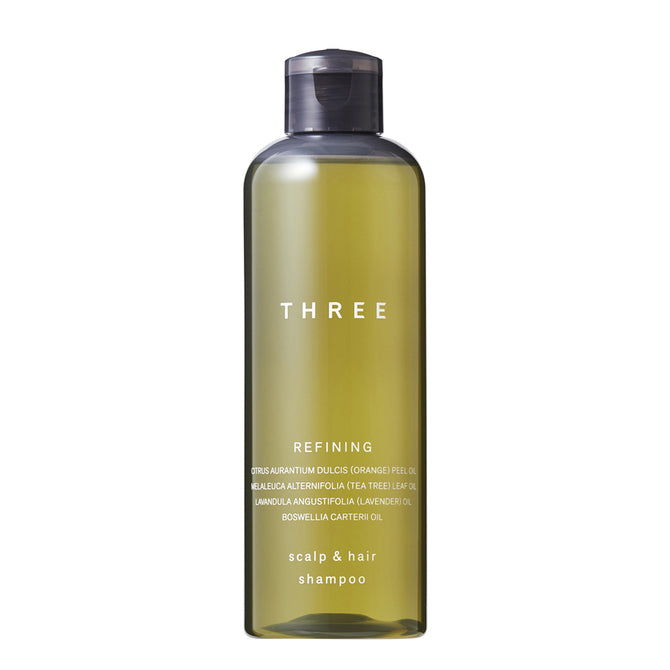 THREE Scalp & Hair Refining Shampoo R