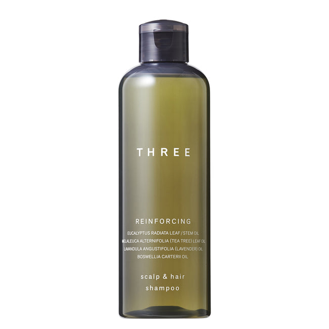 THREE Scalp & Hair Reinforcing Shampoo R