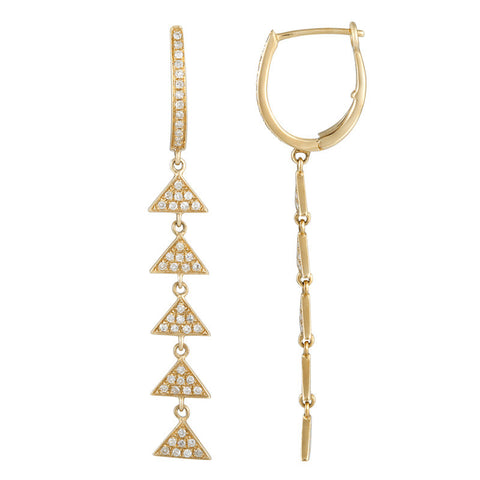 Nile Earrings