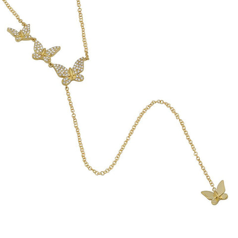 Butterfly Lariat