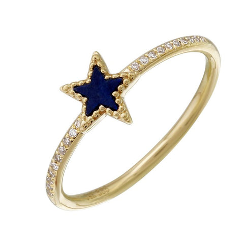 Single Starfish Ring