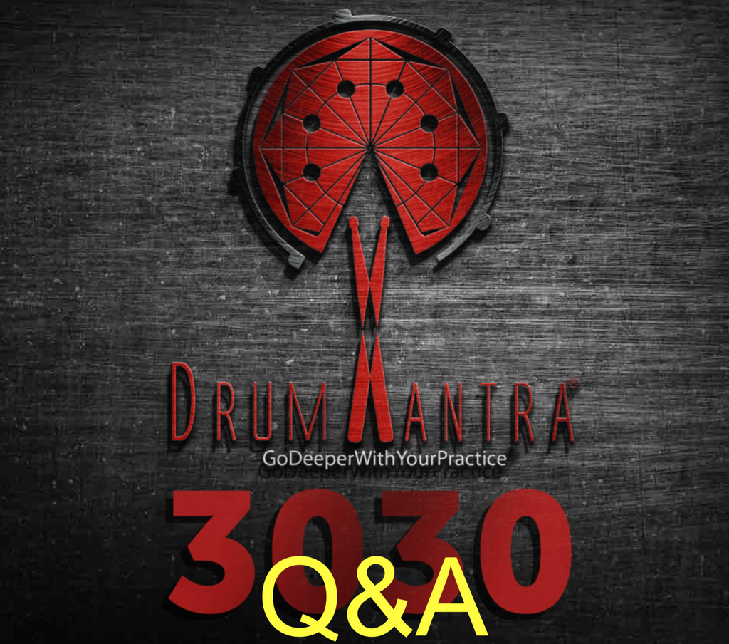 Q&A on the DrumMantra3030 Course