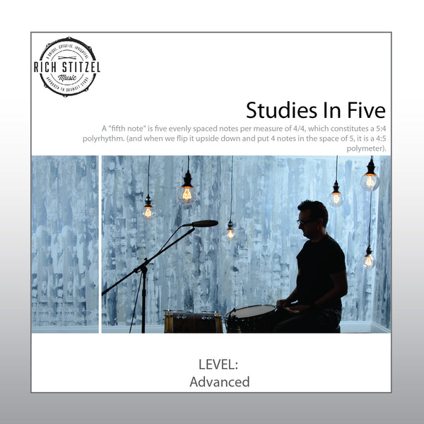 Studies in Five, Part 1