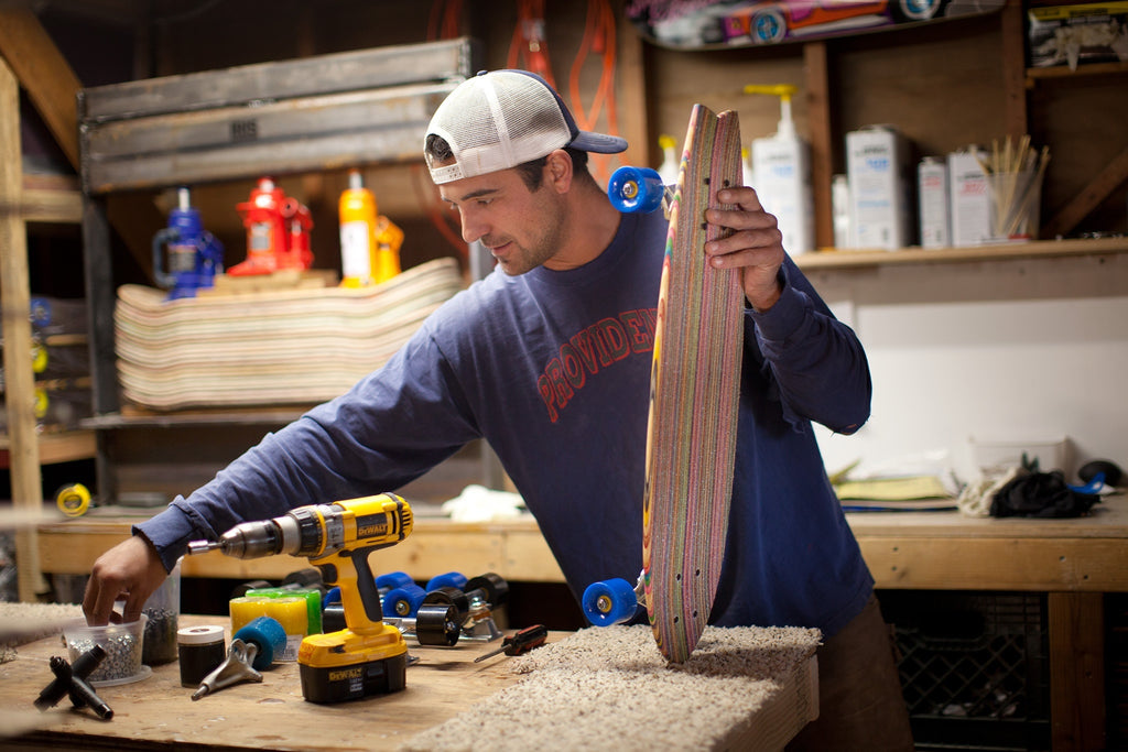 WATCH: The Iris Skateboards Story.