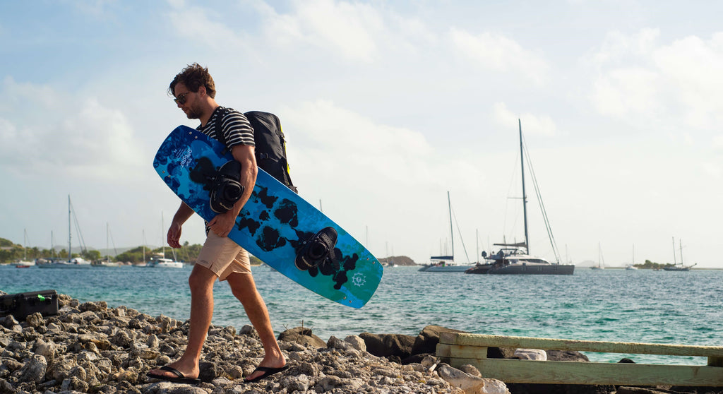 A 2019 Asylum Kiteboard Review