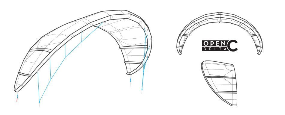 Turbine bridle The Turbine features a five-point cascading bridle and optimized leading edge and strut design. This configuration is engineered to give the ...  sc 1 st  Unhooked Watersports Wollongong & Slingshot Turbine 2018 Kite u2013 Unhooked Watersports Wollongong azcodes.com