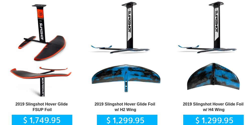 Custom Foil Surfing: How to Make the Most Out Of the 2019
