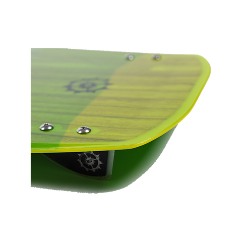Single concave hull