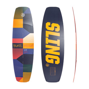 2020 Slingshot The Bishop Wakeboard