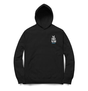 We Shred Again Slingshot Australia Hooded jumper