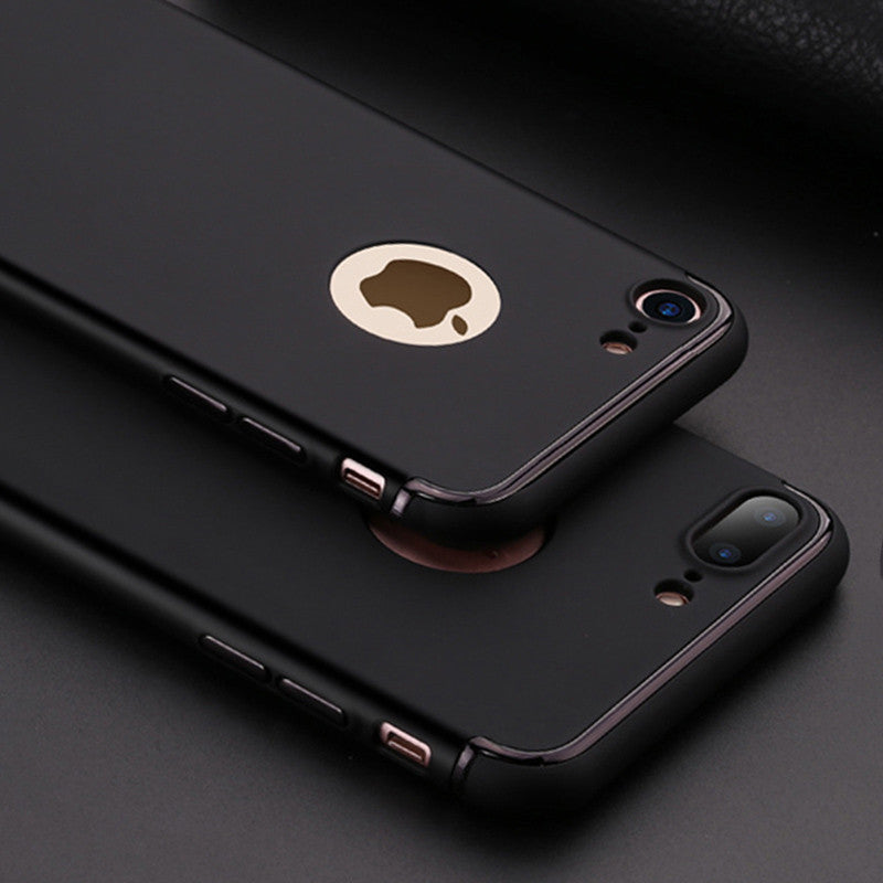 0bb50fd3462 ... Luxury Plating Shockproof Armor Case for iphone 7 6 6s Plus Cover  Fashion Ultra Thin Hard ...