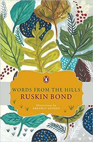 Journal & Stationery Bundle - Ruskin Bond Words From The Hills