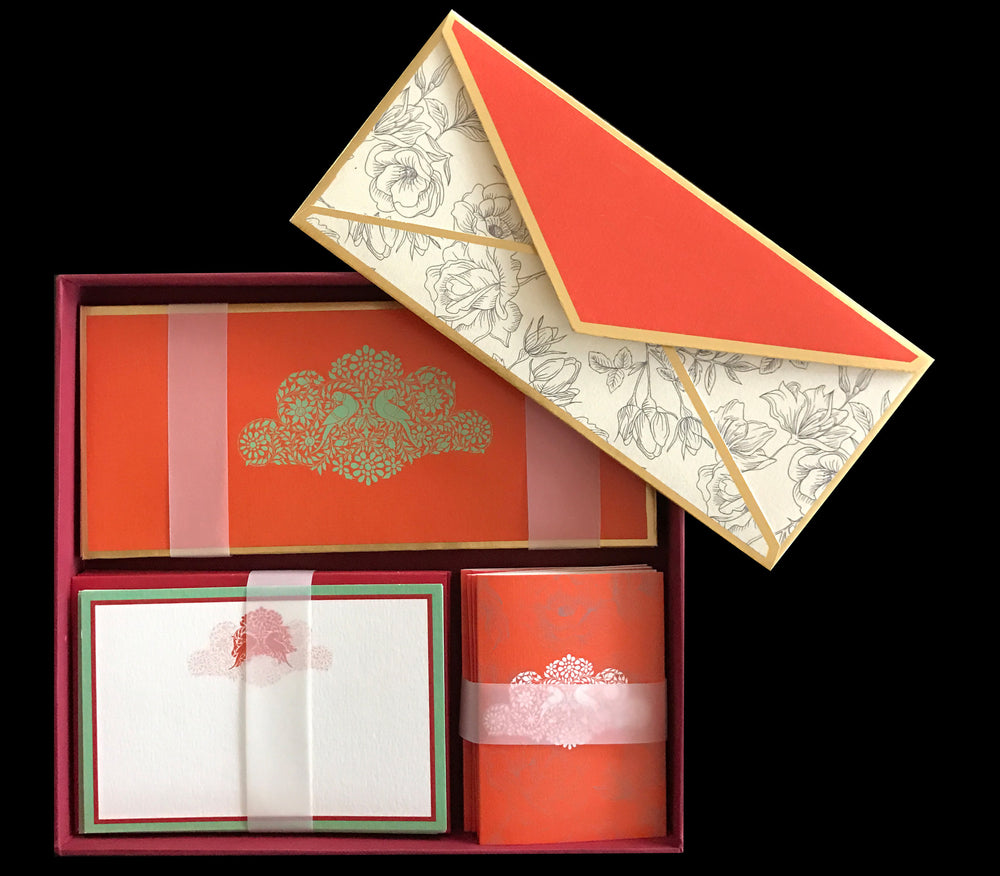 Romantic Parakeet Box Set